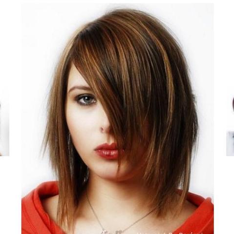 Sehr franzig aber die Haare vllt nicht so im Gesicht. - (Haare, Frisur, Haarschnitt)
