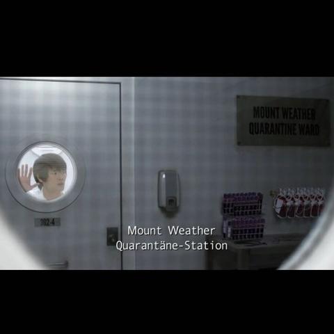 Meinst du das? Mount Weather Quarantäne Station :) - (Film, TV, Serie)