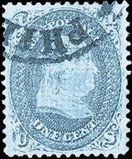 - (Amerika, Brief, Briefmarken)