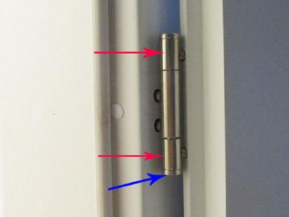 Tuerband - (Tür, scharnier, Türscharnier)