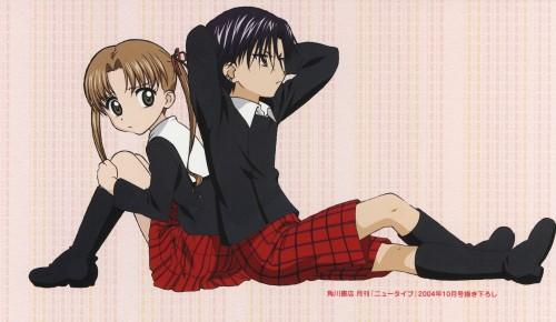 gakuen alice - (Liebe, Anime, Paar)