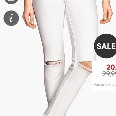 Sogar noch im Sale 😊 - (shoppen, Hose, Jeans)