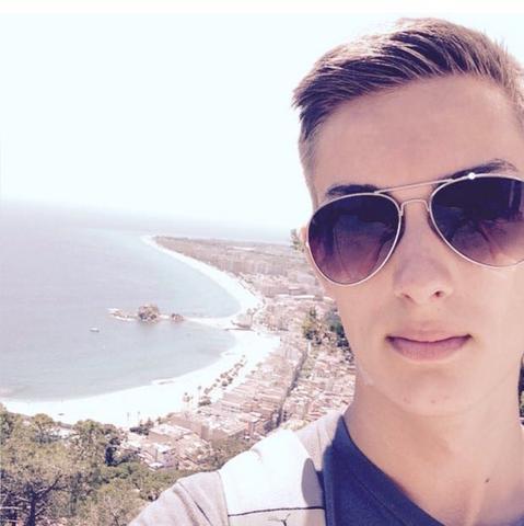 Spanien Selfie  - (Internet, Urlaub, WhatsApp)