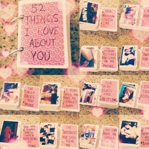 Perfekt 52 Things   (Ideen, Beste Freundin, 16. Geburtstag)