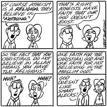 Christian aus einem agnostiker