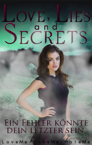 Love, Lies and Secret Cover - (One Direction, Fanfiction)