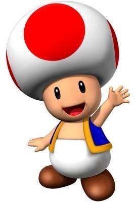 Super Mario Pilze