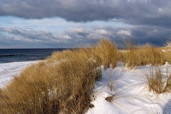 - (Urlaub, Winter, Ostsee)