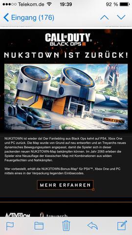 NUK3TOWN - (Call of duty, zocken, Bo3)