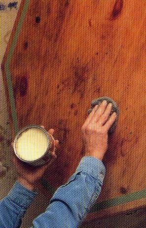 Bilduntertitel eingeben... - (Wohnung, Möbel, Holz)