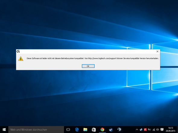 da diese fehlermeldung... - (PC, Gaming, Software)