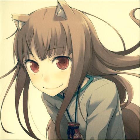 Anime madchen braune haare blaue augen