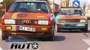 Ratte  Audi 80  - (Auto, Gesetz, Blut)