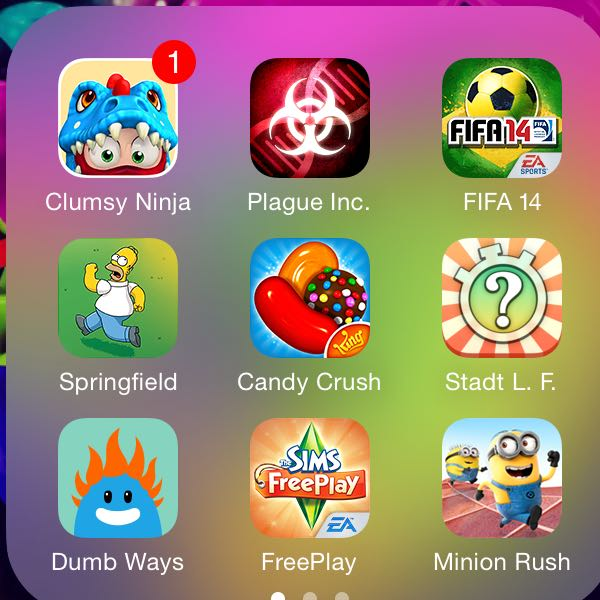 coole apps spiele