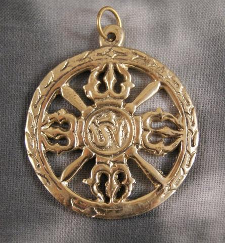 Tibetisches Zeichen - (Zeichen, Symbol, chinesisch)