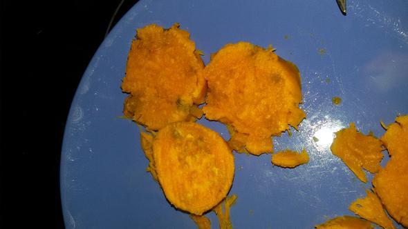 Süßkartoffel Vergammelt Essen