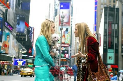 - (Film, Teenager, Olsen Twins)