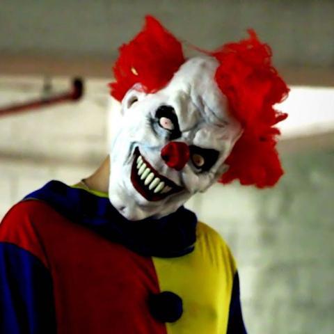 Na alsooo... Sowas mein ich - (Angst, gruselig, Clown)