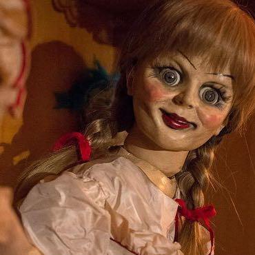 Annabelle - (Angst, gruselig, Clown)