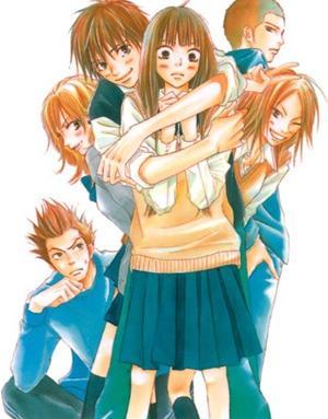 Kimi ni Todoke - (Anime, Comedy, romance)