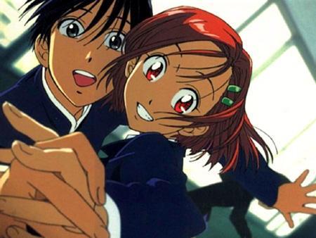 Kare Kano - (Anime, Comedy, romance)