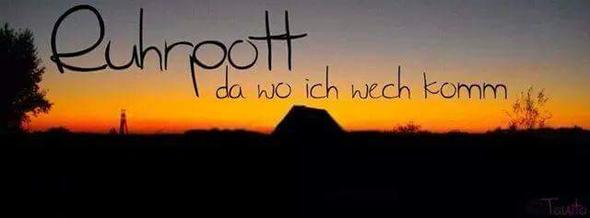 Ruhrpott - (deutsch, Aussprache)