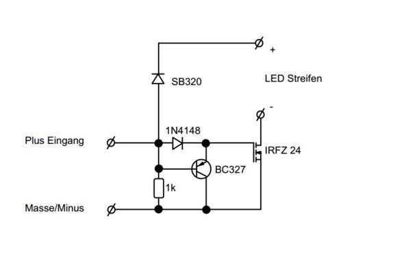 - (LED, Steuerung, RGB)