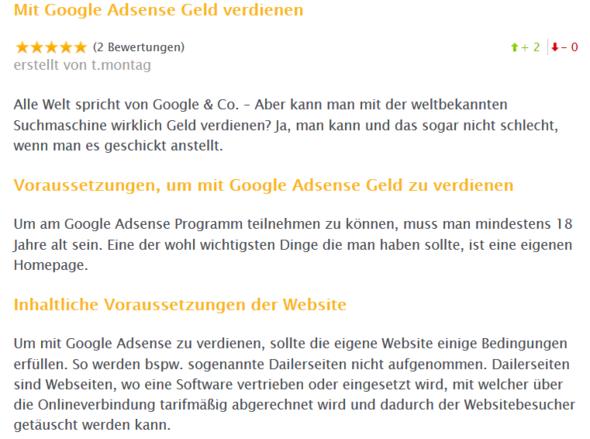 Website braucht man - (Youtube, Website, Geld verdienen)