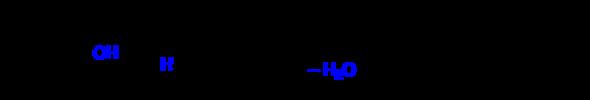 Peptidbindung (Beispiel) - (Schule, Chemie, Aminosäuren)