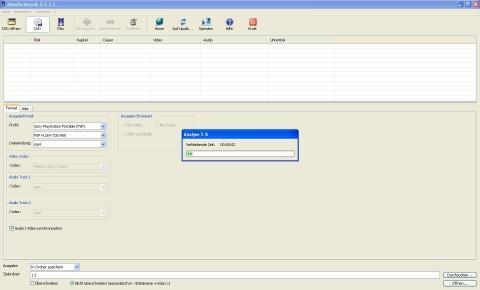 4. Analyse der DVD - (Windows, DVD)