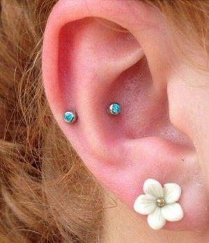 Snug Piercing - (Piercing, Ohr)