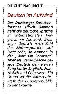 Deutsch - (Schule, deutsch, Sprache)
