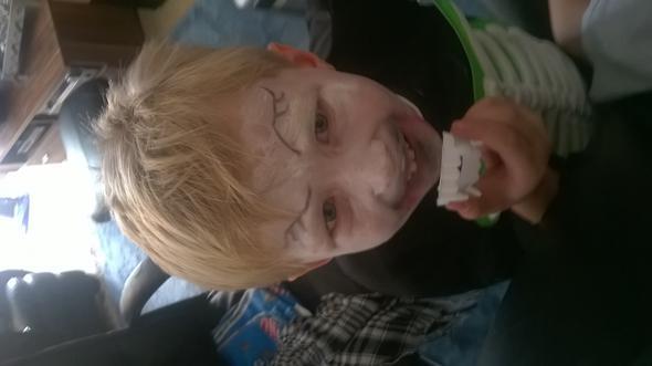 unser kleiner Vampir - (Party, Kostüm, Halloween)