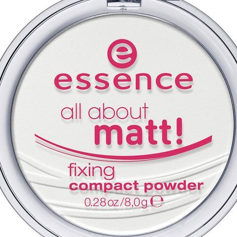 Essence-all about matt! - (Make-Up, Schminke, schminken)