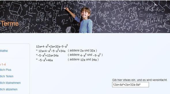 Screenshot - (Mathe, Mathematik)