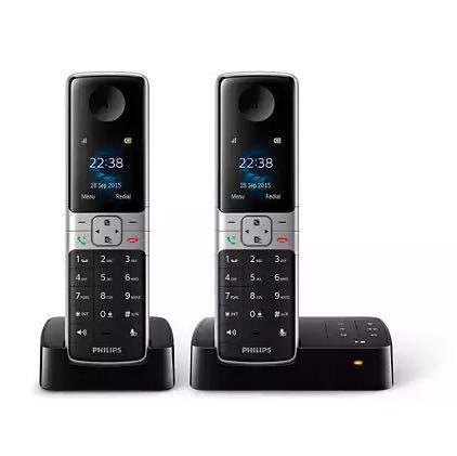 Philips D635 - (Telefon, telefonieren, Anruf)