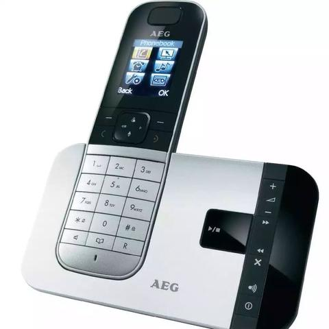 AEG Voxtel D575 - (Telefon, telefonieren, Anruf)