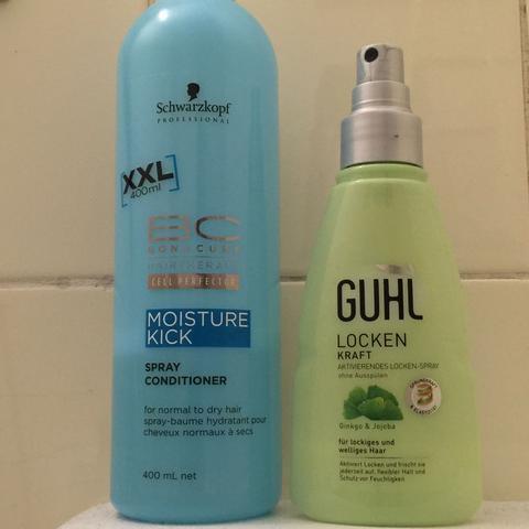 Lockenbändiger - (Haare, Shampoo, Locken)