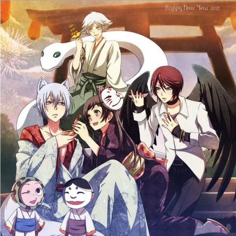 Kami-Sama Hajimemashita - (Anime, harem)