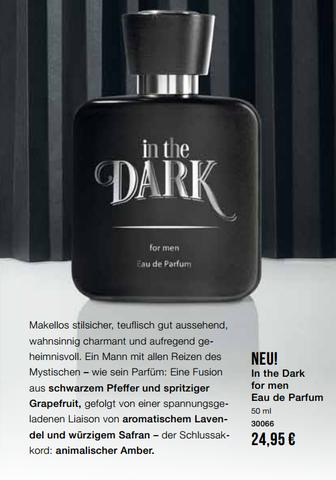 In the Dark - (Winter, Parfüm)