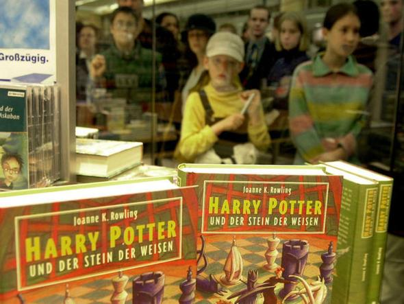- (Buch, Harry Potter)