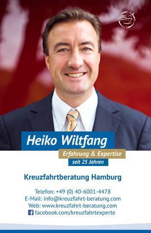 Kreuzfahrtberatung Hamburg - (Urlaub, Schiff, Kreuzfahrt)