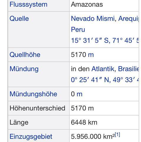 Lage: Südamerika - (Geographie, Regenwald)