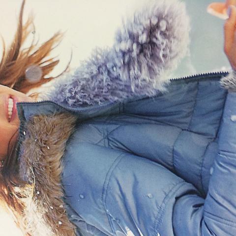 - (Winter, Schal, baur)