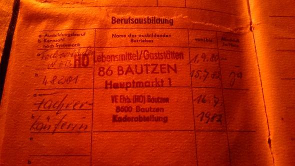 - (Wissen, ehemalige DDR)