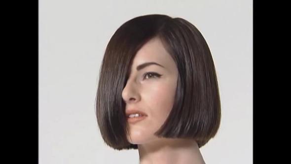 Hier ist der besagte Bob - (Haare, Frisur, Pflege)