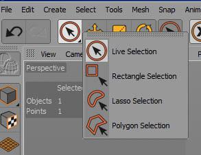 Selektionswerkzeuge - (Maus, Design, 3D)