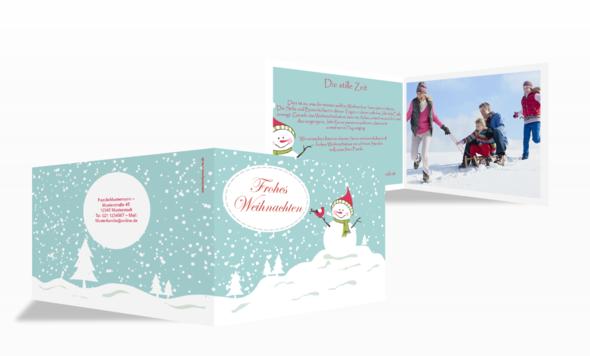 weihnachtskarten Hessn - (Weihnachten, weihnachtskarten)