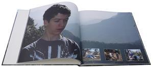Panorama Fotobuch A4 - (online, Text, Fotobuch)