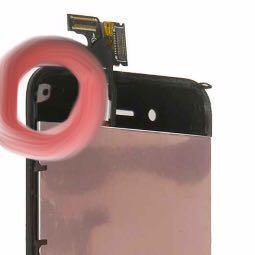 iPhone 4 Display - (Technik, iPhone, Apple)